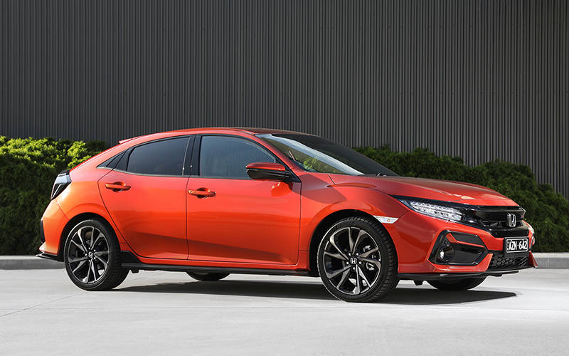 2020 Honda Civic RS hatch