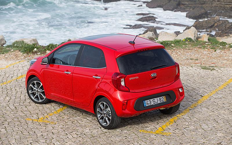 Top Micro Car Australia Kia Picanto Driving