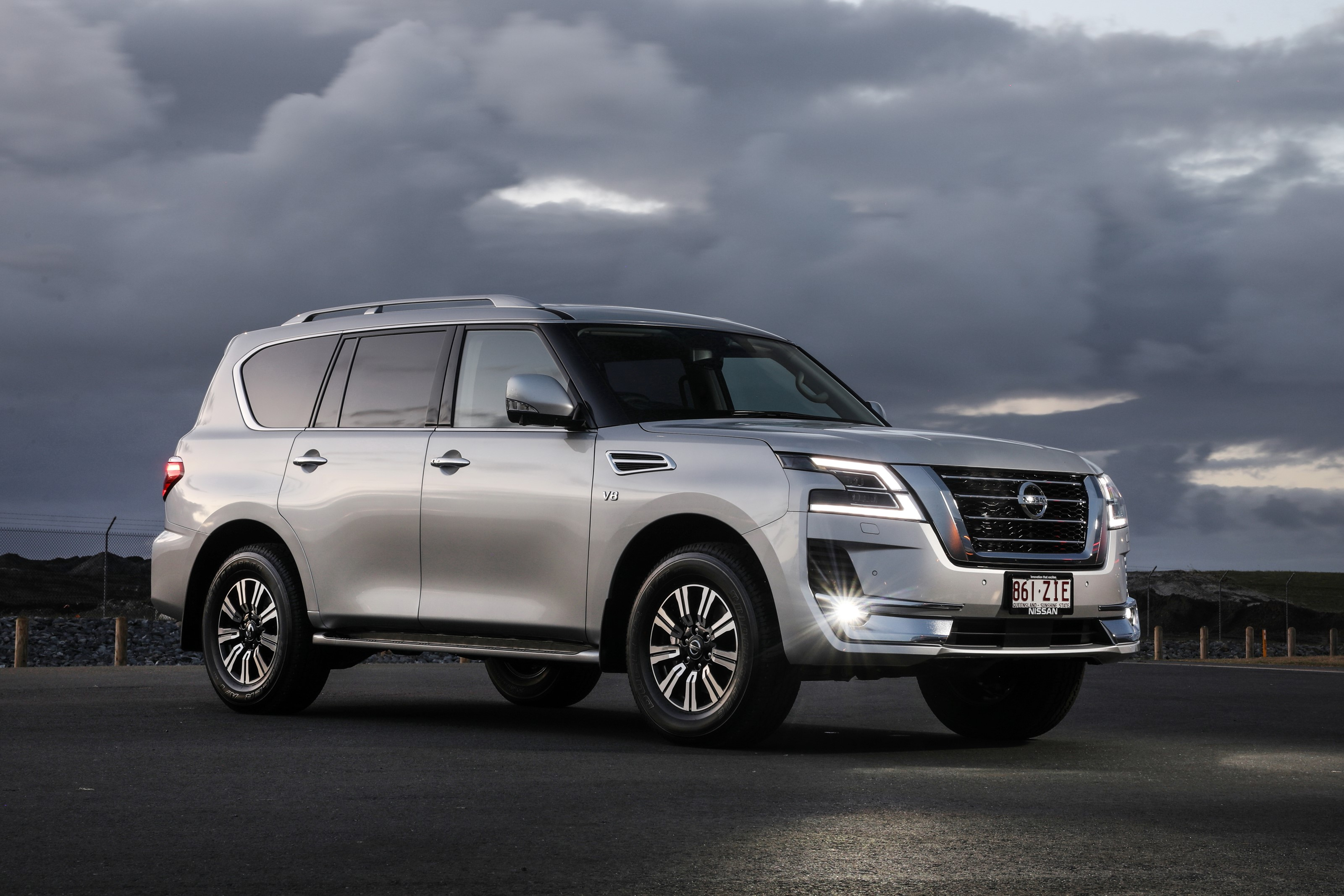 2020 Nissan Patrol Price and Review