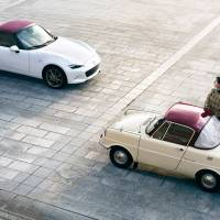 Mazda: Prices for 100th Anniversary Models