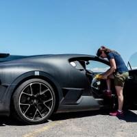 Julia Lemke: Developing Bugatti's Air Conditioning System.