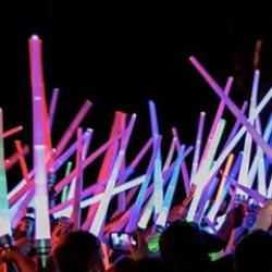2015 Lightsaber Battle San Diego