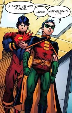 Robin Superboy 3