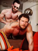 Everyone has been waiting for the two ultra top muscle gods to give it up for the Randy Blue fans in some good old full HD gay porn fucking. Kurtis Wolfe is the epitome of masculinity. He is one of those models that came to us straight, but then with each passing scene began to realize that fucking dudes is fun. Austin Wolfe is a towering mass of muscle that loves to dominate over his smaller scene partners. Well now the wait is over and these two gods are finally bottoming for each other. The passion was so intense. From the moment they began to kiss all the way until they began to penetrate each other, the intensity never left their eyes. If you like sucking and riimming and first time fucking and cum eating, well then this scene has everything you want. Please be sure to check out the all free gayporn pics of the hot action here at Randy Blue.