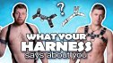 Harnesses - What Does Your Harness Mean? - Watts The SafeWord Video