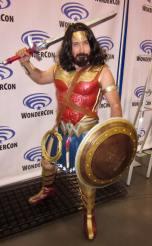 Wonder Warrior