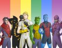 Happy Pride Month! Here's Some Comic Book Art/Variant Covers Celebrating It (MOSTLY SFW)