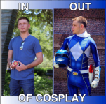 BS Comics Cosplay