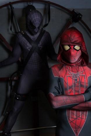 Spider Bondage