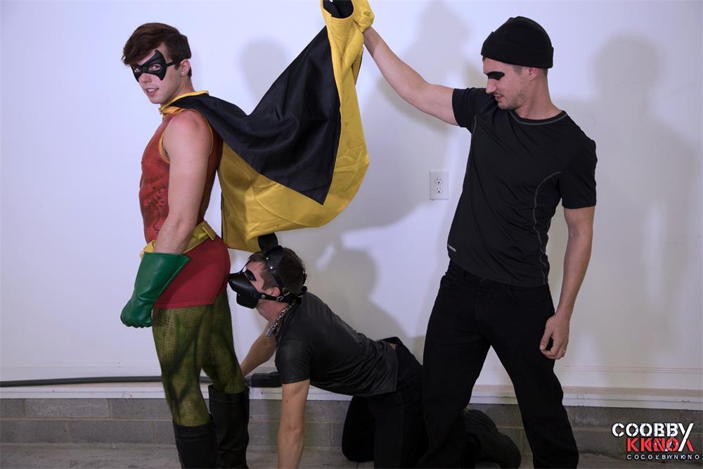 Batman And Robin Gay Porn - Share this: