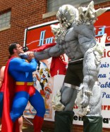 Defeated Superhero 6