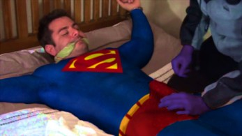 Defeated Superhero 7