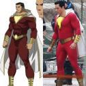 SHAZAM Movie Costume Revealed - What Do You Think?