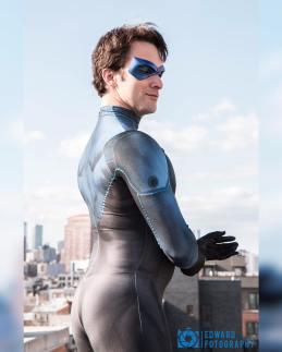 Nightwing Dat Ass