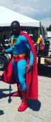 Superman Cosplayer