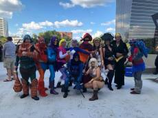 He-Man Masters of the Universe Dragon Con 2018