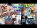 Iceman - Winter's End Uncanny X-Men  #1 Gay Marvel Comic Book Review (SPOILERS)