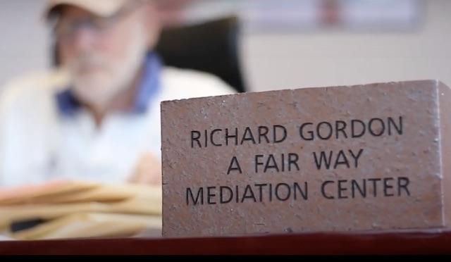 A Fair Way Richard Gordon