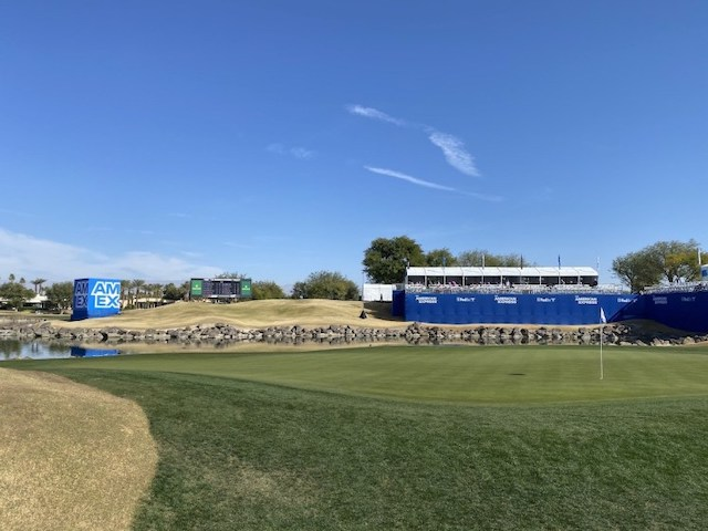 American Express Golf Tournament