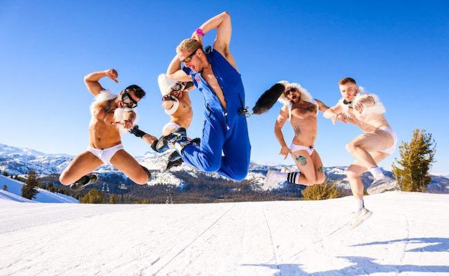 Mammoth Ski Week
