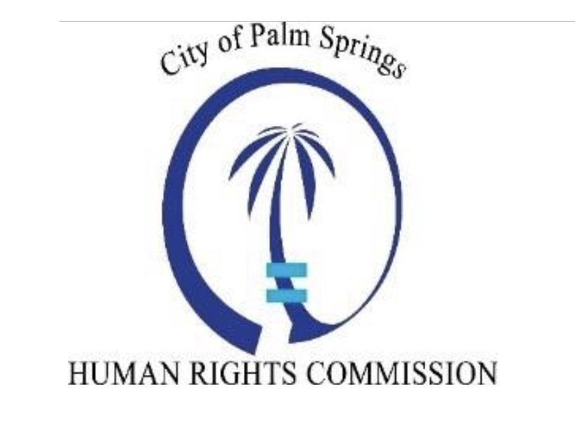 Palm Springs Human Rights Commission Logo