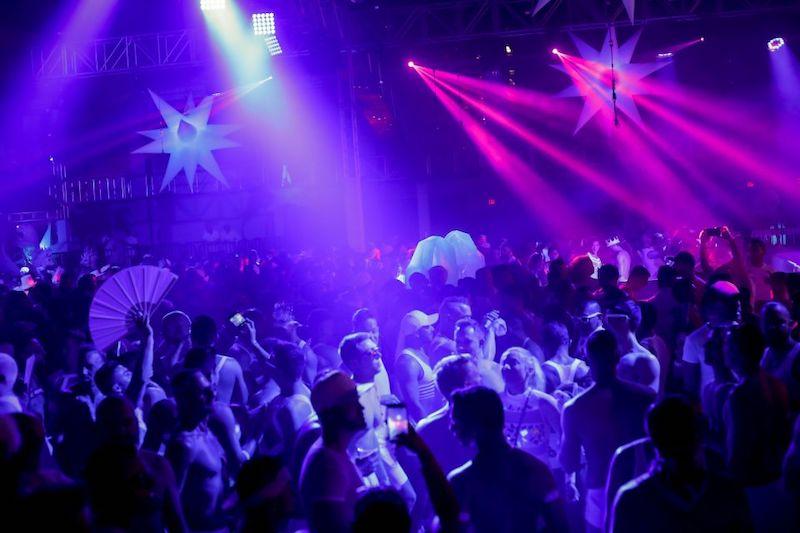 White Party 2018 Dance Floor