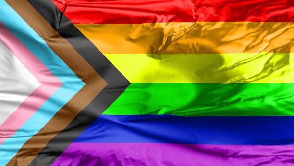 New Rainbow Flag