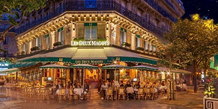 Paris Cafés—Their Stories and Histories