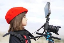 AmDocs 2021 Young Girl with Camera