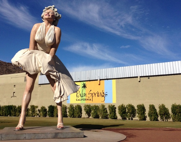 Forever Marilyn PS Resorts