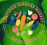 Rancho Mirage Farmers Market Logo on Greens