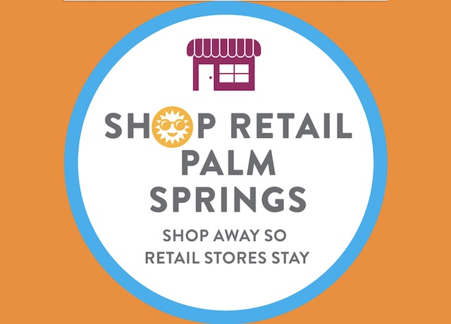 Shop Retail Palm Springs Logo
