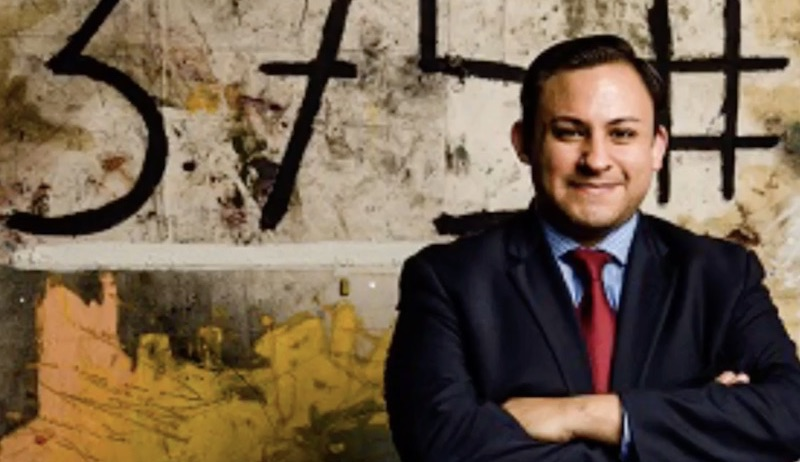 MCM César García-Alvarez Hero