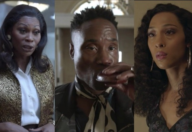 Pose FX Cast Triptych