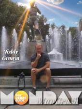 Teddy Grouya MCM Cover