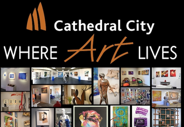 Cathedral City Where Art Lives