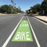 Class 2 Bike Lane