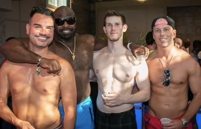 Joining Hearts Pool Party