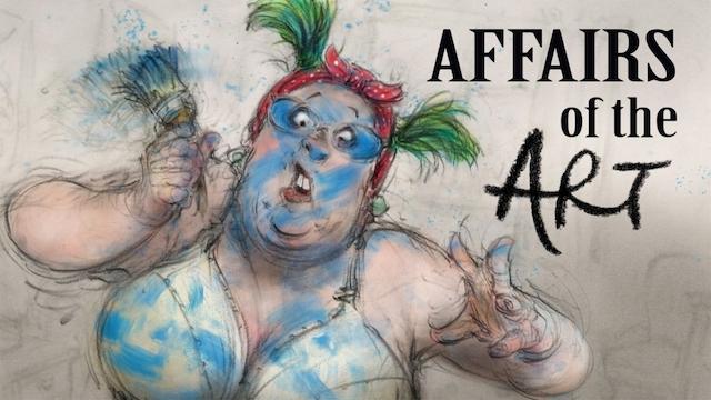 Affairs of the Art Shortfest Film 2021
