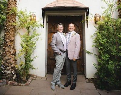 Casa de Monte Visa Gay Wedding