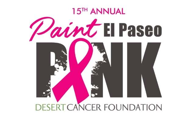 15th Annual Paint El Paseo Pink