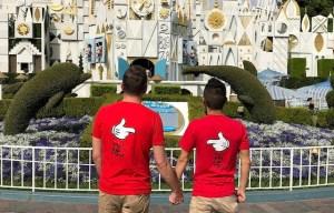 Gay Day Anaheim Small World