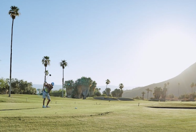 Indian Canyons Golf