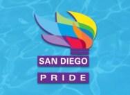 San Diego Pride Logo Water