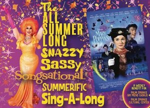 Summerific Sing Mary Poppins 2021