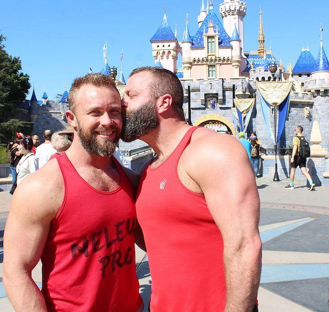 Gay Days Disneyland Red Tank Tops