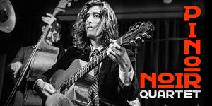 Jazzville Pino Noir Quartet