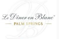 Le Diner en Blanc Palm Springs Logo Rect