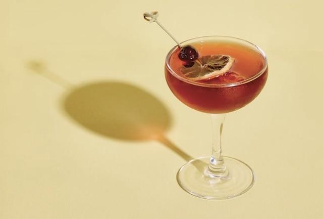 Little Bar Palm Desert Cocktail