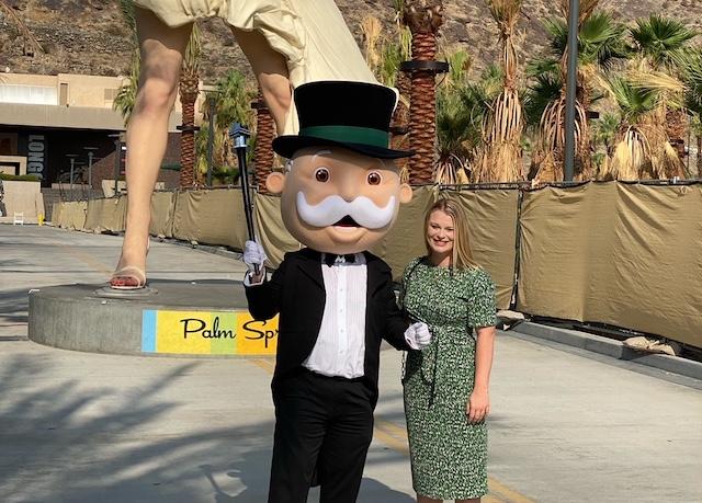 Monopoly Christy Holstege Marilyn